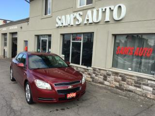 Used 2008 Chevrolet Malibu 2LT for sale in Hamilton, ON