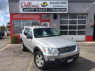 Used 2007 Ford Explorer XLT|4X4|NEW TIRES for sale in London, ON