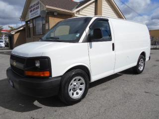 Used 2011 Chevrolet Express 1500 CARGO 4.3L V6 Divider Power Inverter Rear Heat for sale in Etobicoke, ON