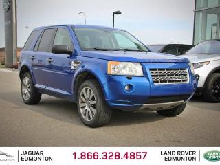 Used 2009 Land Rover LR2 HSE - Local AB 2nd Owner Trade In | Great Condition | Rear Parking Sensors | Cruise Control | Heated Windshield with Rain Sensing Wipers | Heated Front Seats | 19 Inch Wheels | Bluetooth | Power Sunroof | Leather Interior | All Power Options for sale in Edmonton, AB