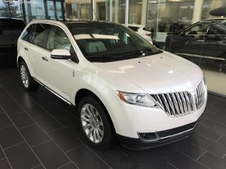 Used 2014 Lincoln MKX Heated/Cooled Seats, Panoramic Roof, Heated Steering Wheel for sale in Edmonton, AB