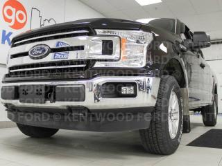 Used 2018 Ford F-150 XLT 4x4 but don't be fooled. It's brown not black! for sale in Edmonton, AB