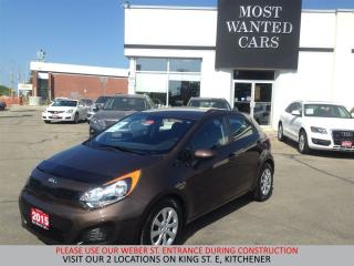 Used 2015 Kia Rio LX+ GDI | NO ACCIDENTS | HEATED SEATS for sale in Kitchener, ON