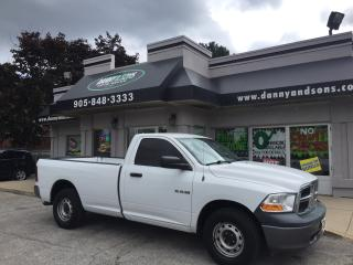 Used 2010 Dodge Ram 1500 ST for sale in Mississauga, ON