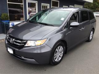 Used 2014 Honda Odyssey EX for sale in Parksville, BC