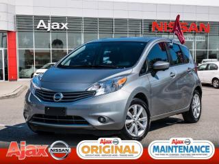 Used 2015 Nissan Versa Note 1.6 SL*Navigation*Back Up Camera for sale in Ajax, ON
