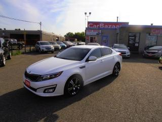 Used 2014 Kia Optima LX for sale in Brampton, ON