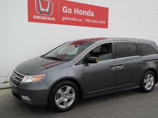 Used 2011 Honda Odyssey Touring for sale in Edmonton, AB
