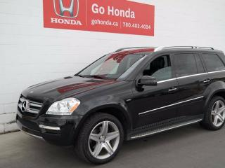 Used 2012 Mercedes-Benz GL-Class Base for sale in Edmonton, AB