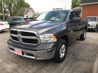 Used 2015 Dodge Ram 1500 SXT  4X4 for sale in Belmont, ON