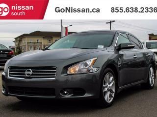 Used 2011 Nissan Maxima LEATHER, SUNROOF, HEATED SEATS!! for sale in Edmonton, AB