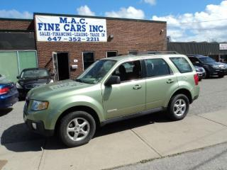 Used 2008 Mazda Tribute GX - AWD - CERTIFIED for sale in North York, ON