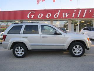 Used 2010 Jeep Grand Cherokee LAREDO! POWER DRIVERS SEAT! for sale in Aylmer, ON