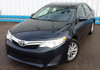 Used 2012 Toyota Camry LE *LEATHER* for sale in Kitchener, ON