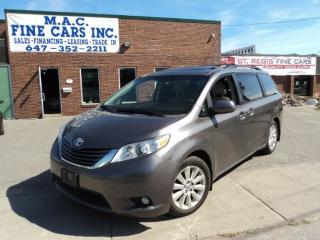 Used 2012 Toyota Sienna XLE - LEATHER - SUNROOF for sale in North York, ON