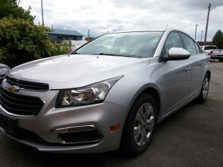 Used 2015 Chevrolet Cruze 1LT for sale in Orillia, ON