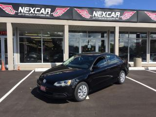 Used 2013 Volkswagen Jetta 2.0L TRENDLINE AUT0 A/C CRUISE H/SEATS 59K for sale in North York, ON
