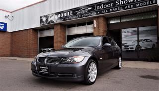 Used 2008 BMW 335xi 335I xDrive 3 SERIES NAVIGATION NO ACCIDENT for sale in Mississauga, ON