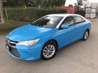 Used 2015 Toyota Camry LE EX TAXI for sale in Brampton, ON