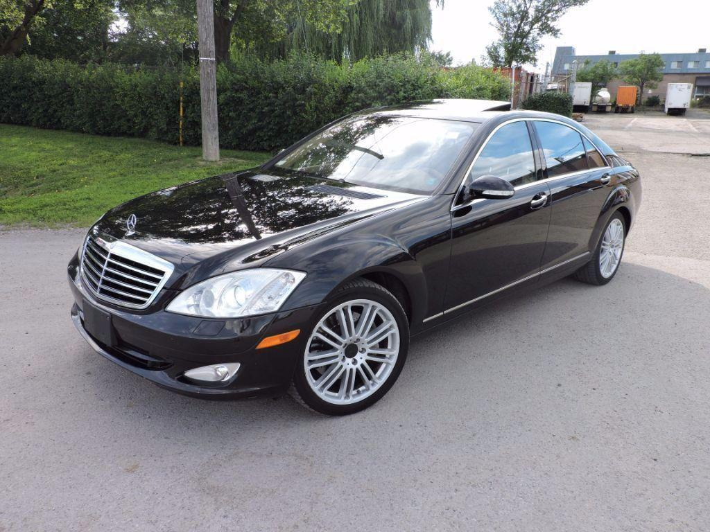 Used 2008 mercedes benz s550 4matic long wheel base for for Mercedes benz 2008 s550 for sale
