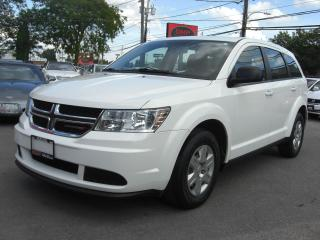 Used 2012 Dodge Journey CVP/SE for sale in London, ON