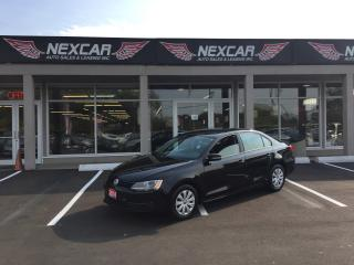Used 2014 Volkswagen Jetta 2.0L TRENDLINE AUTO A/C CRUISE H/SEATS 48K for sale in North York, ON