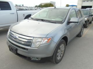 Used 2007 Ford Edge SEL for sale in Innisfil, ON