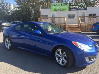 Used 2010 Hyundai Genesis Coupe Premium for sale in Pickering, ON