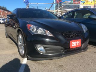 Used 2011 Hyundai Genesis Coupe for sale in Scarborough, ON