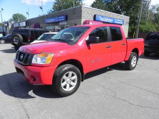 Used 2012 Nissan Titan S * 4 X 4 for sale in Windsor, ON