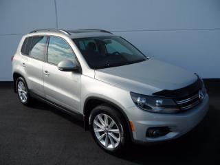 Used 2012 Volkswagen Tiguan Trendline for sale in Dartmouth, NS