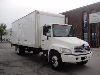 Used 2008 Hino 338 LOADED-HYDRAULIC BREAKS,POWER REAR LIFT,ALL POWER for sale in North York, ON
