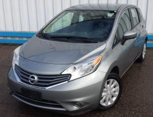 Used 2015 Nissan Versa Note SV *BLUETOOTH* for sale in Kitchener, ON