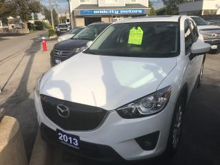 Used 2013 Mazda CX-5 GT for sale in Niagara Falls, ON