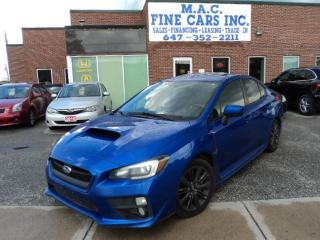Used 2015 Subaru WRX SUNROOF - REAR CAMERA for sale in North York, ON