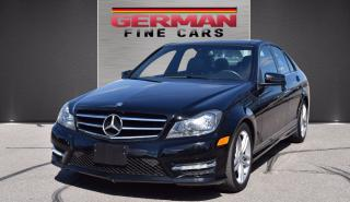 Used 2014 Mercedes-Benz C 300 C 300 for sale in Concord, ON