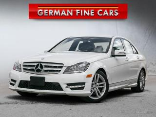 Used 2013 Mercedes-Benz C 300 HOLIDAY SEASON *** DEALS*DEALS*DEALS for sale in Caledon, ON
