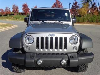 Used 2015 Jeep Wrangler 3.6L V6 for sale in Vancouver, BC