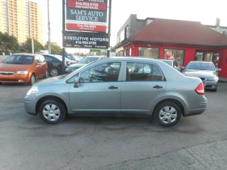 Used 2011 Nissan Versa FUEL SAVER for sale in Scarborough, ON