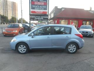 Used 2009 Nissan Versa SL 5 SPD for sale in Scarborough, ON