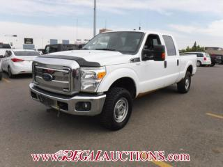 Used 2014 Ford F250 S/D XLT CREW CAB 4WD for sale in Calgary, AB