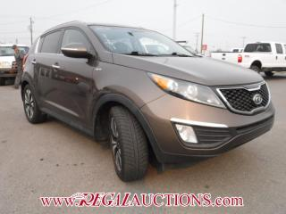 Used 2012 Kia SPORTAGE SX 4D UTIL AWD AT W/NAV for sale in Calgary, AB