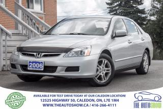Used 2006 Honda Accord SE   LOW KM for sale in Caledon, ON