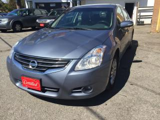 Used 2011 Nissan Altima 2.5 SL,Leather,No accident for sale in Scarborough, ON