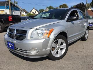 Used 2011 Dodge Caliber SXT for sale in St Catharines, ON