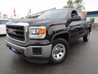 Used 2014 GMC Sierra 1500 Double Cab 4 Doors for sale in St Catharines, ON