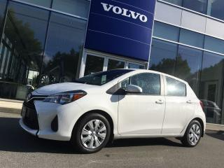 Used 2015 Toyota Yaris SE for sale in Surrey, BC