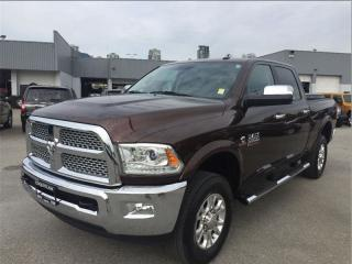 Used 2015 Dodge Ram 3500 Laramie for sale in Coquitlam, BC