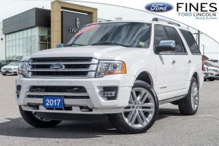 Used 2017 Ford Expedition Platinum - DEMO - $1000 COSTCO AVAILABLE! for sale in Bolton, ON