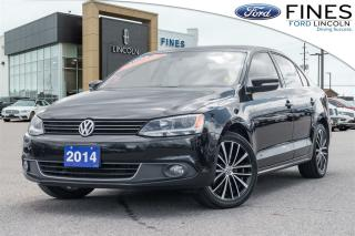 Used 2014 Volkswagen Jetta Highline - LEATHER, ROOF, NAVIGATION! for sale in Bolton, ON